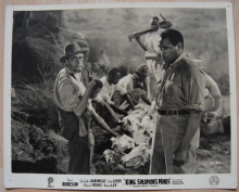 King Solomon's Mines, Gaumont British Pictures Still, Paul Robeson, '37 (j)